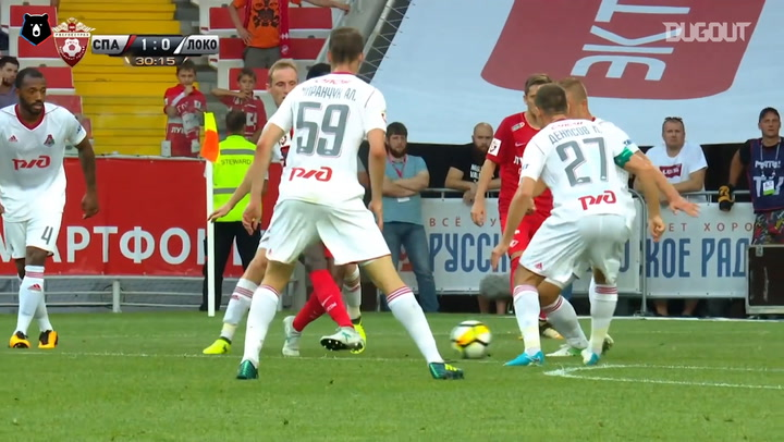 Lokomotiv win derby thriller in Moscow