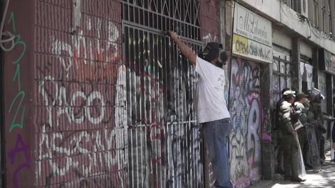 Chile busca un acuerdo sobre nueva constitución para destrabar crisis