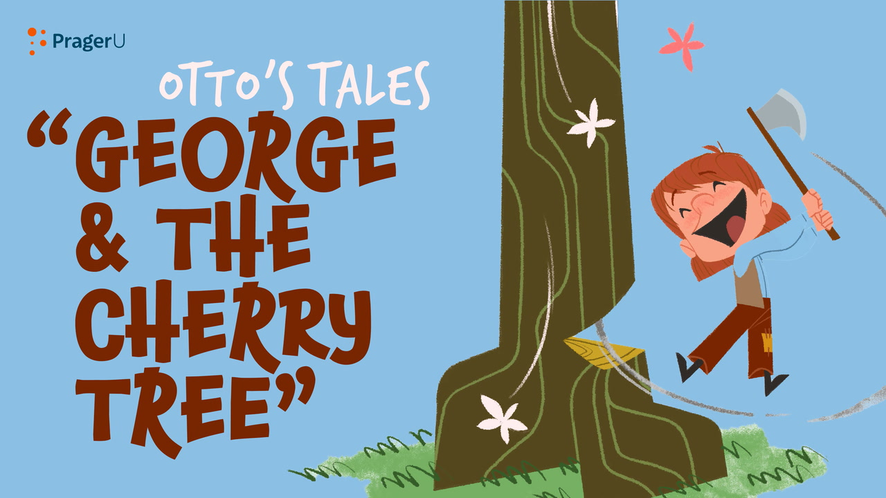 Storytime: Otto's Tales — Little George and the Cherry Tree