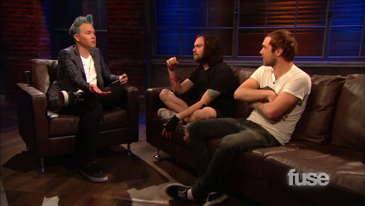 Shows: Hoppus on Music: The Used Clip 2 Ep 415