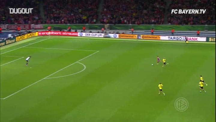 Sucessos recentes do Bayern de Munique na Copa da Alemanha