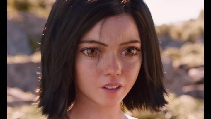 'Alita: Battle Angel' Trailer (2018)