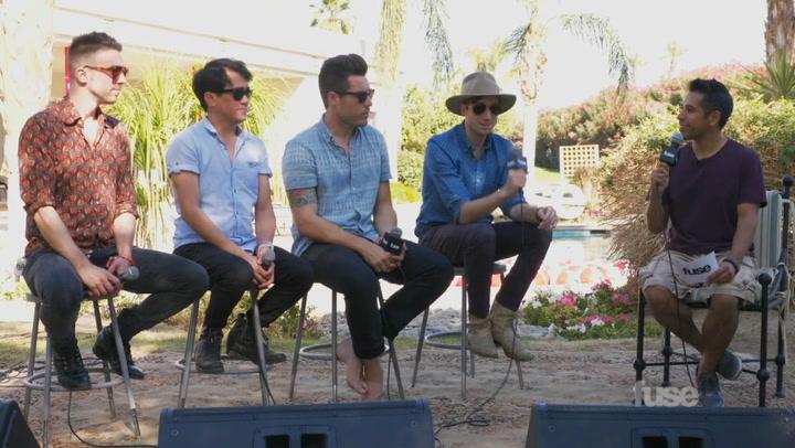 Coechella 2015: Saint Motel Interview