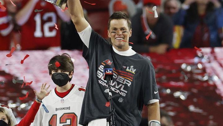 Tom Brady aplasta a los Chiefs en la Super Bowl LV y vuelve a reinar en la NFL