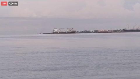 Llegada de hospitales móviles a Puerto Cortés 2020-07-10 at 14:17
