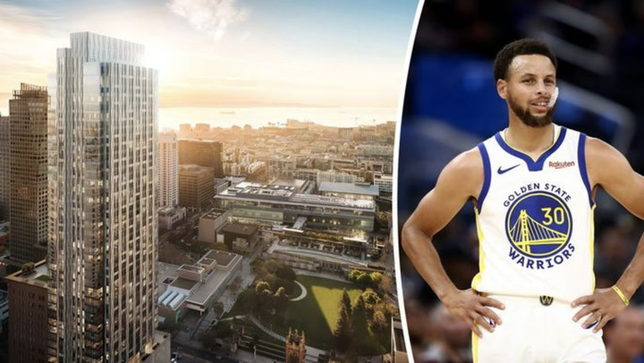 Steph Curry Drops $8M on a Crash Pad in San Francisco; Check It Out!
