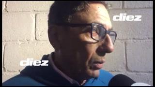 Nazar responde a Diego: