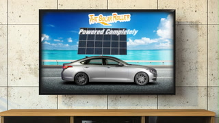 Meet the Solar Roller, the ultimate 'green' car