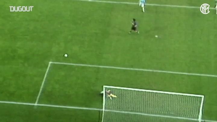 أفضل لمسات رونالدو في نهائي كأس الاتحاد الأوروبي عام ١٩٩٨