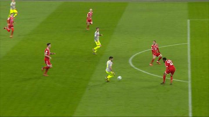 FC Bayern München - 1. FC Köln 1. - 45. (2017-2018)