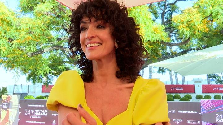 La divertida respuesta de Blanca Romero cuando le preguntan si su hija vuelve a estar enamora