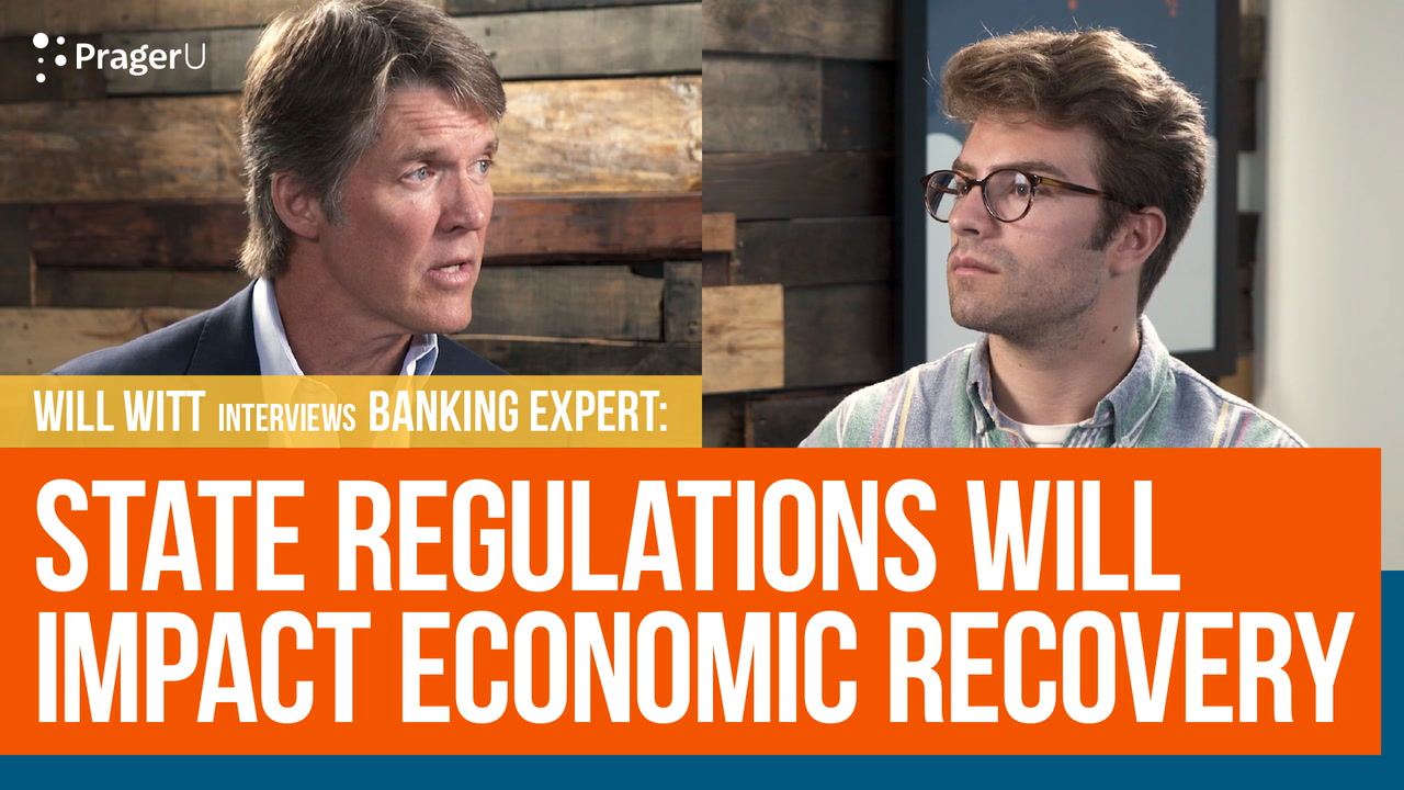 State Regulations Will Impact Economic Recovery