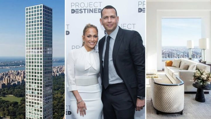 J. Lo and A-Rod Swing for the Fences With Pricey NYC Purchase