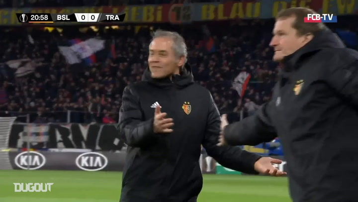 FC Basel 1893 qualify for Europa League knockout stage