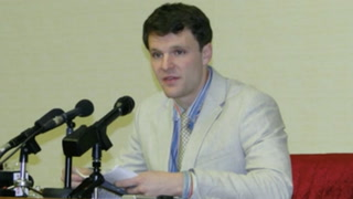 US citizen Otto Warmbier died shortly after his release from a North Korean prison camp