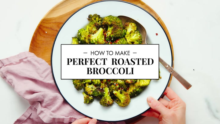 Perfect Roasted Broccoli Recipe Cookie And Kate