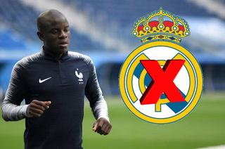 Kanté rechaza al Real Madrid y el llamado de Zidane: