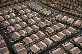 Las Vegas housing inventory