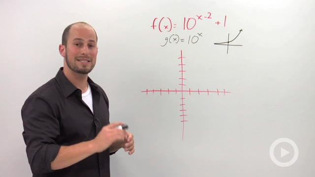 Exponential Functions and their Graphs - Problem 3