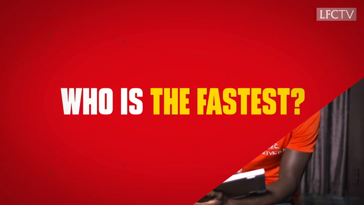 Salah Vs. Mane - So Who Is The Fastest?