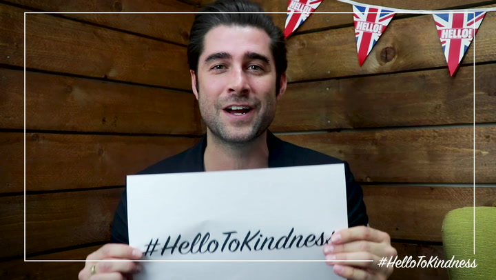 HELLO! to Kindness: Matt Johnson