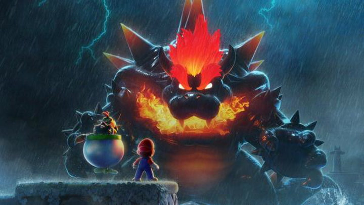Super Mario 3D World Bowser's Fury – ¡La fuerza de Bowser Furioso!