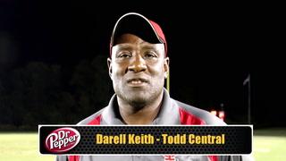 Keith Proud of Rebels Effort in District Win