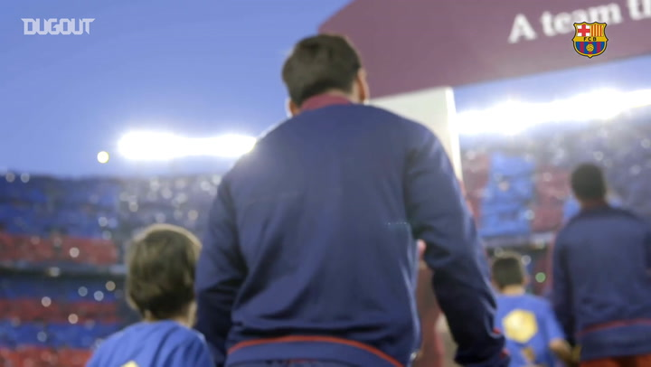The Best Leo Messi Camp Nou Goals Vs Real Madrid - Dugout