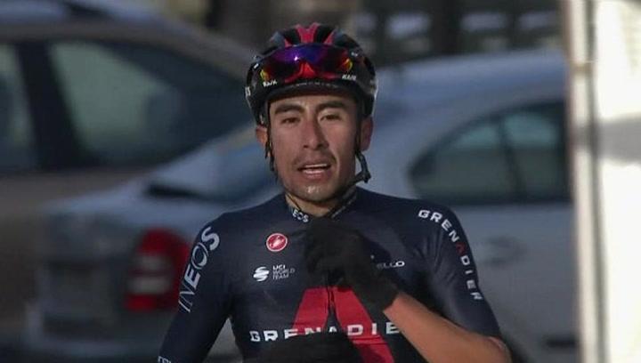 Victoria de Iván Ramiro Sosa en la tercera etapa del Tour de la Provenza