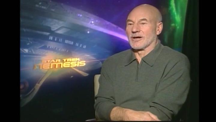 Star Trek: Nemesis - Junket