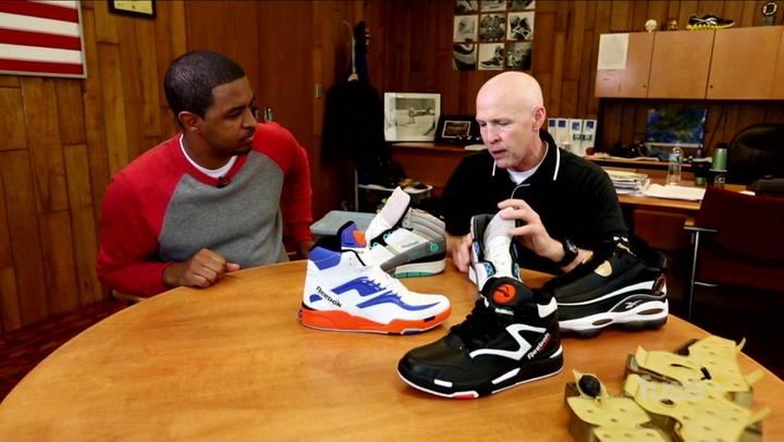 History of the Reebok Pump Part 1