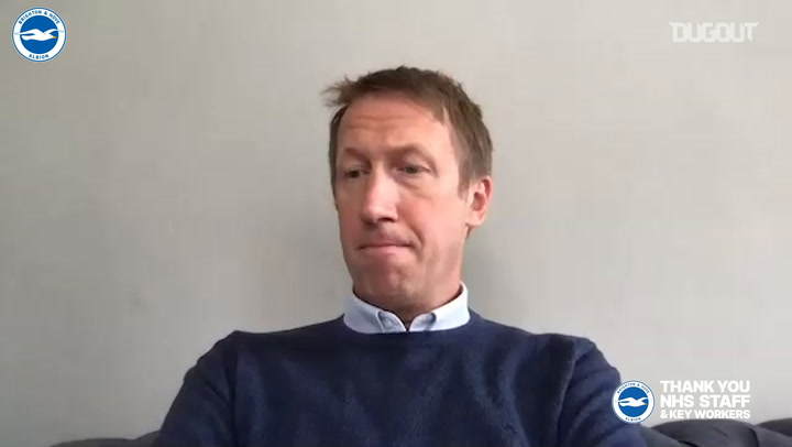 Graham Potter on Premier League managers meeting