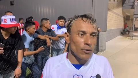 Javier Portillo sobre Motagua: