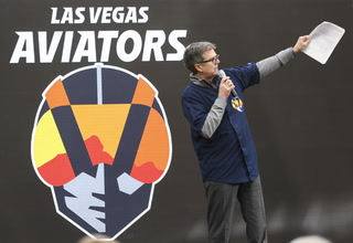 Las Vegas Aviators Announcement