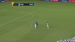 Goles con los que Honduras llegó a cuartos de la Copa Oro