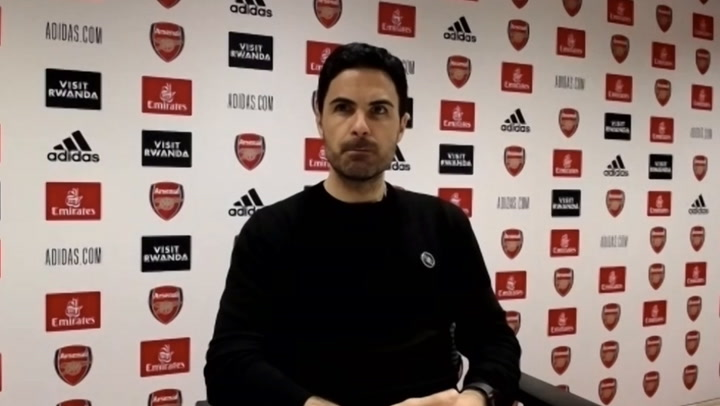 Our performance deserved three points! Mikel Arteta