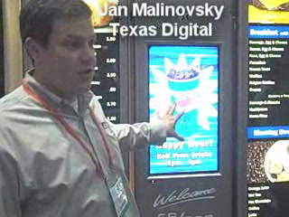 FS/TEC: Texas Digital promos digital menu board solutions