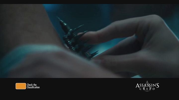 Clip ('Enter the Animus')