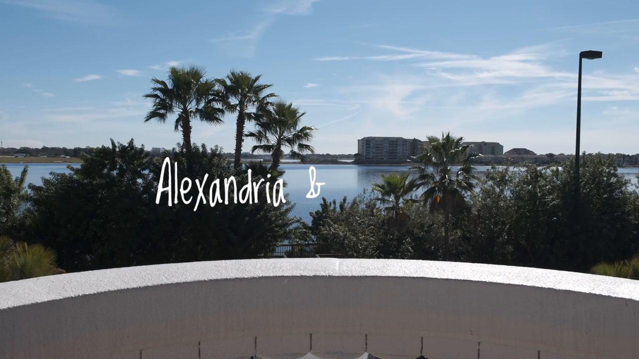 Alexandria + Stephan | Orlando, Florida | Hub 925