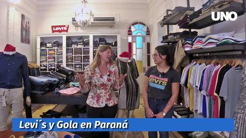 Levi´s y Gola en Paraná: Calidad, precio y tendencias para lucir en estas fiestas