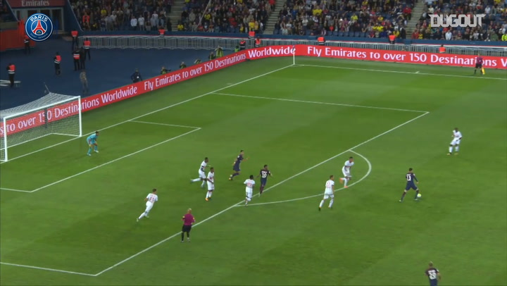 Incredible Goals: Neymar Jr Vs Toulouse