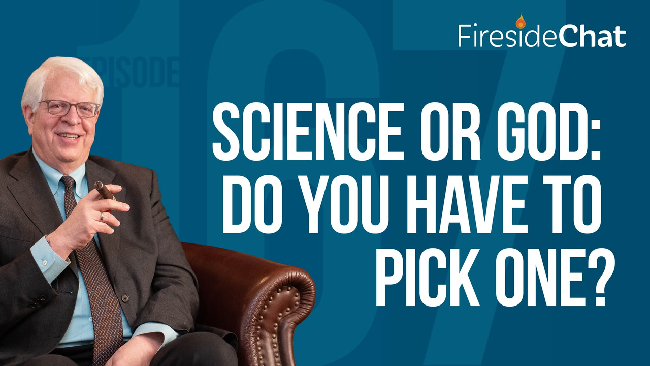 Ep. 167 — Science or God: Do You Have to Pick One?