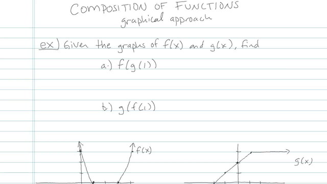 Composition of Functions - Problem 2