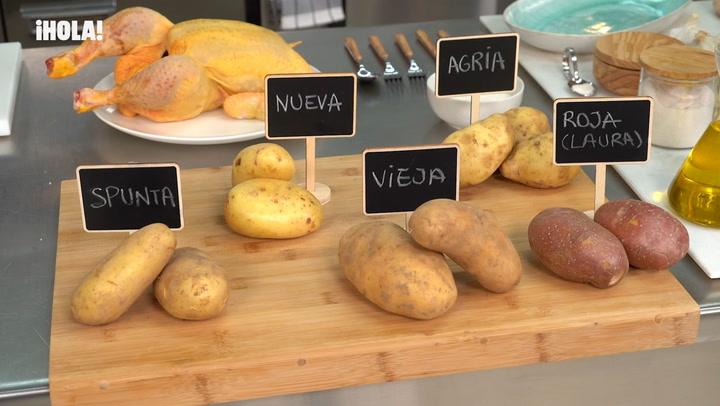 Cocina práctica: conoce las variedades de patatas más comunes