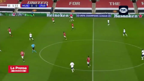 Manchester United 1 - 1 PSG (Uefa Champions League)