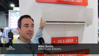 Mini splits delivering new levels of efficiency and control
