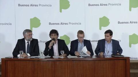 Cambia el ministro de Economía de Argentina, bajo tormenta de los mercados