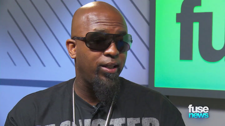 """Tech N9ne on Rock EP 'Therapy': """"I'm Singing, But I'm Not Comfortable"""""""