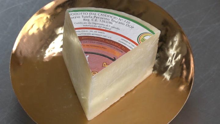 Cómo rallar el queso pecorino y qué tiene de especial