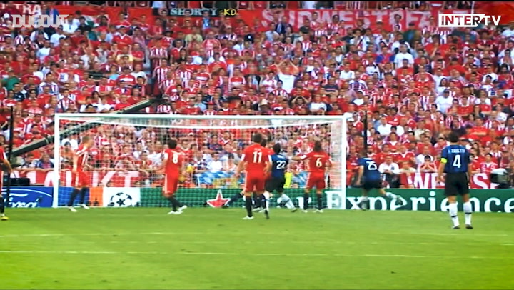 European Nights: Bayern Munich 0-2 Inter 2010 Champions League Final